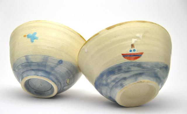 『旅する海』夫婦茶碗