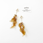 【新作】falling leaf (brown)