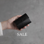 [訳ありSALE]mini wallet