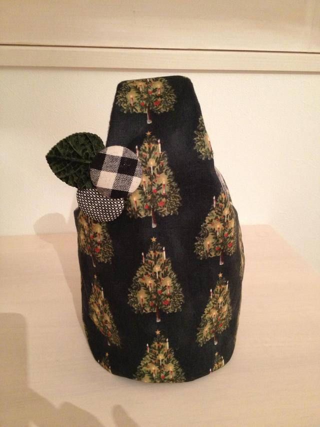 クリスマスツリーのバッグ