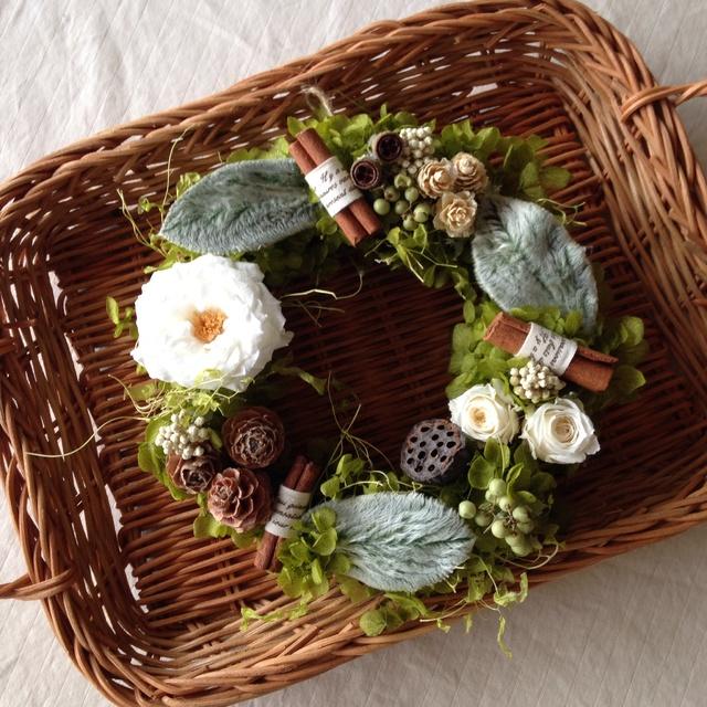 ���ʥ���� wreath