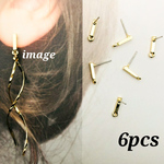 【acrc4062psgr】【6個】short stick pierce parts