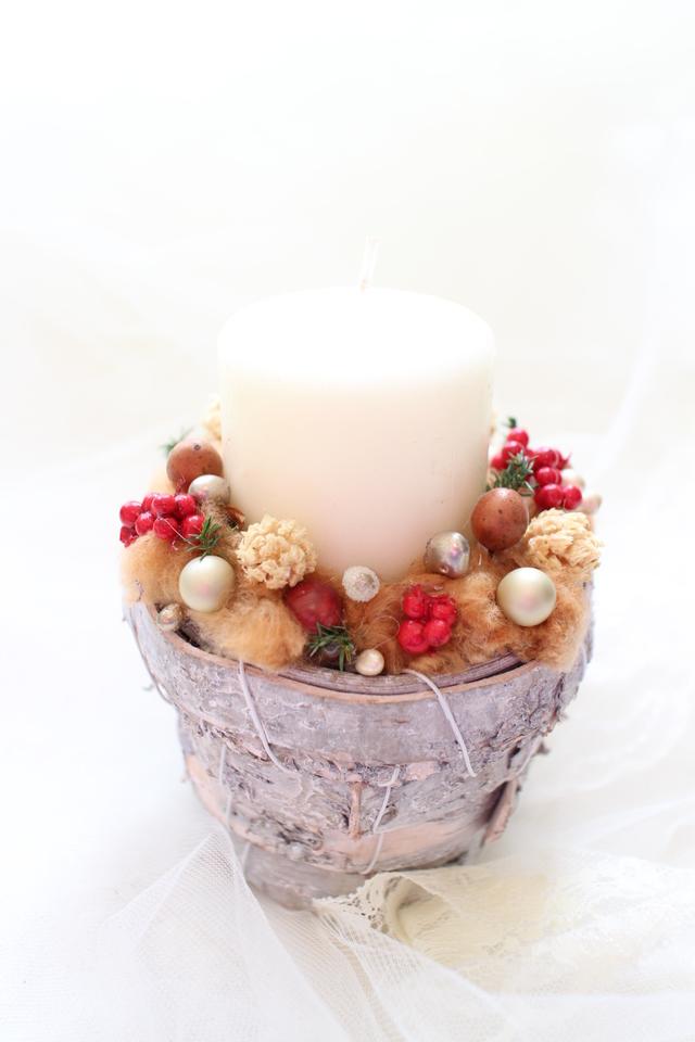 candle arrange  #101