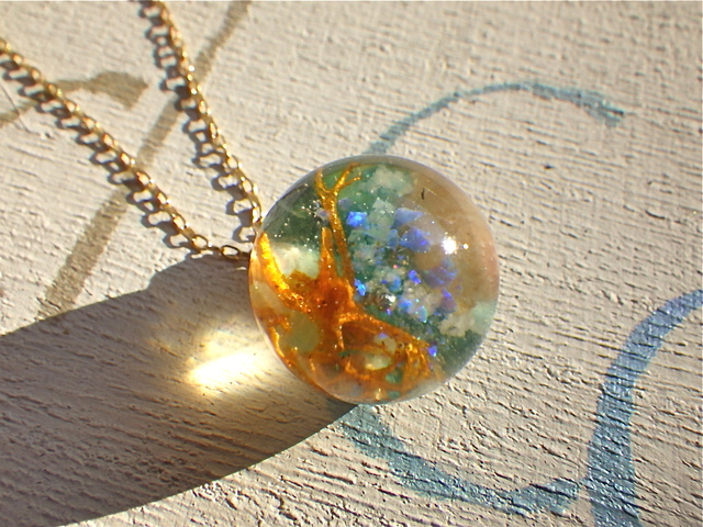 Seascapes Necklace  j