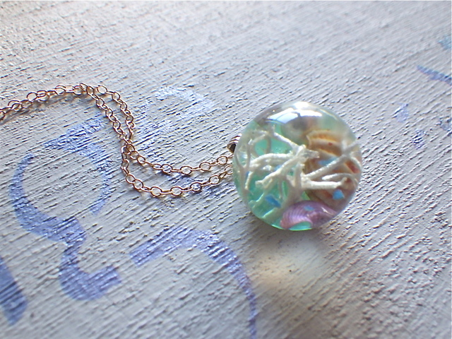 Seascapes Necklace O