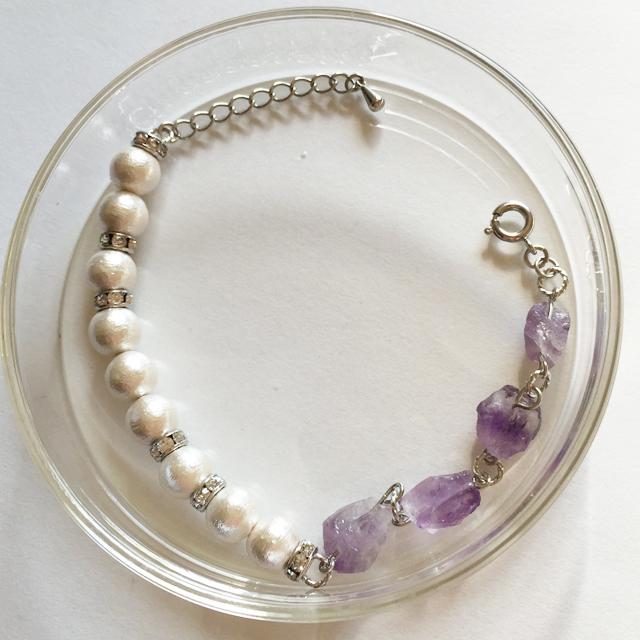 The Color Purple Bracelet