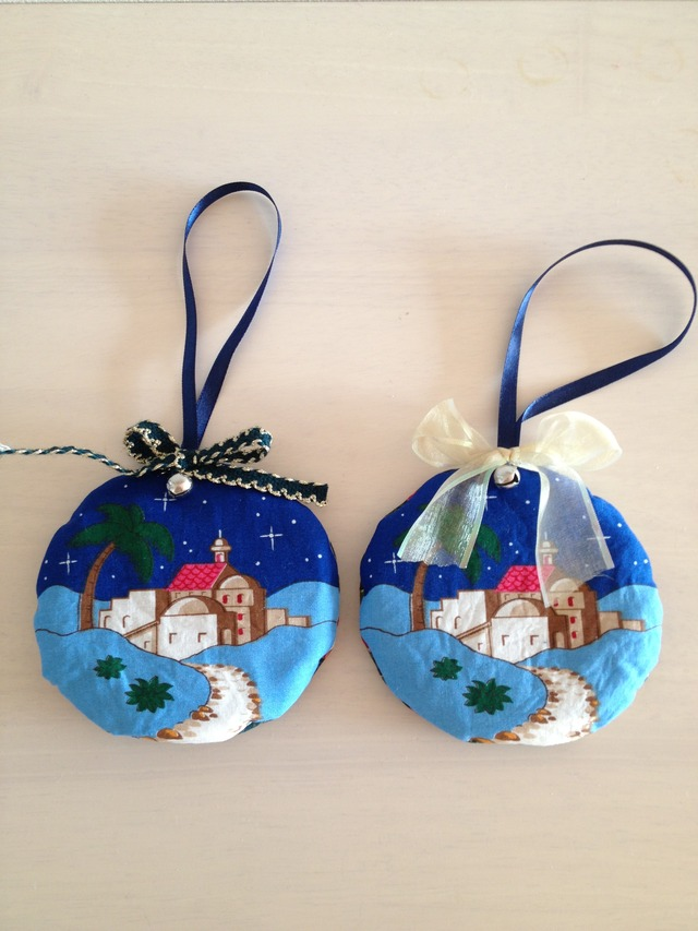 《Sale♪》クリスマスオーナメント《ベツレヘムの村》