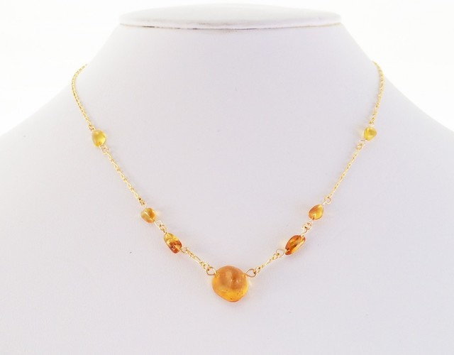 �Х�ȳ������� K14GF Necklace 1