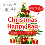 【10個限定♪】Christmas Happy Bag