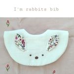 new!○I'm rabbits ビブ○