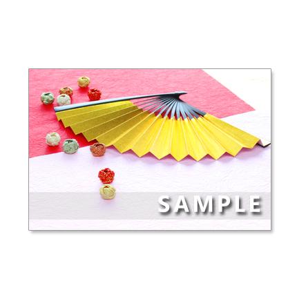 1011)色鮮やかなお正月 ポストカード5枚組