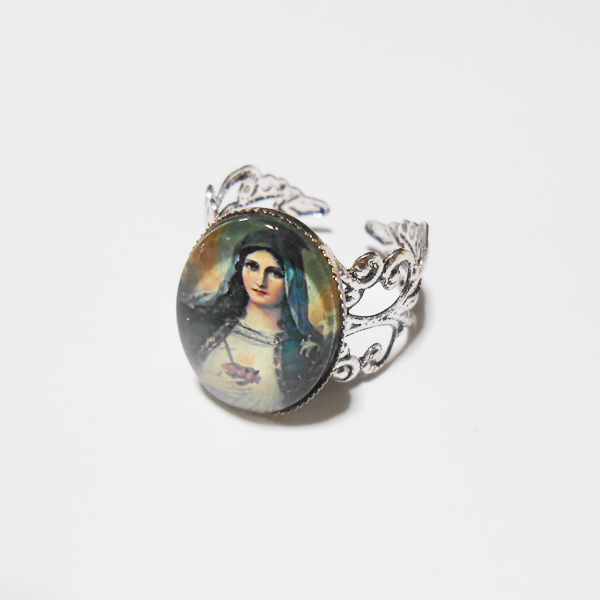 聖母マリア様のリング
