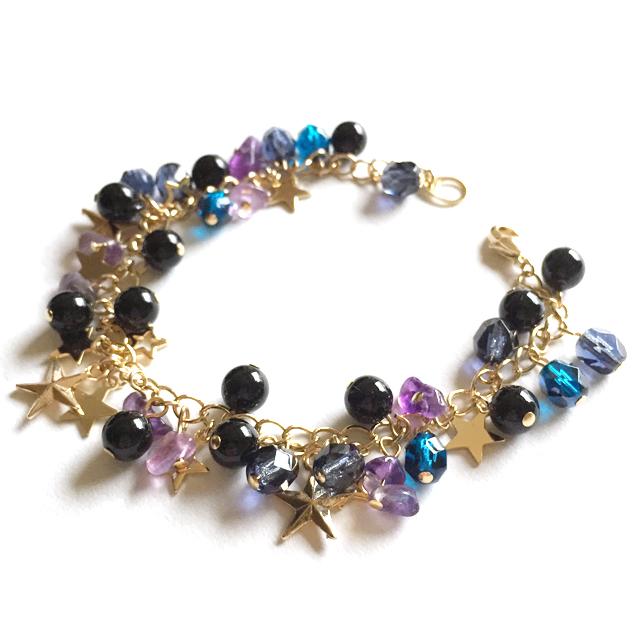 Midnight in Paris Bracelet