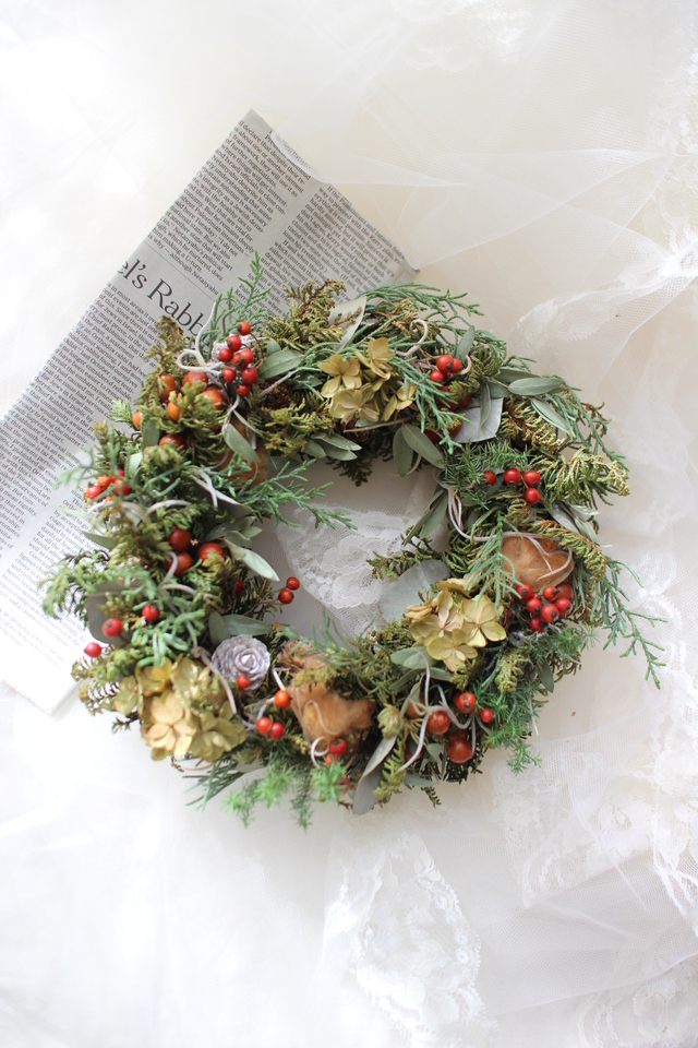 wreath #111