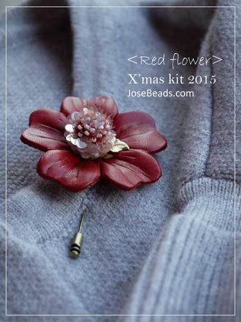 <Red flower> Dec 2015