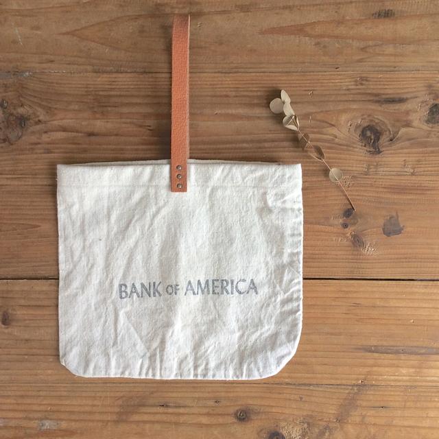 古布のワンハンドルバッグ?