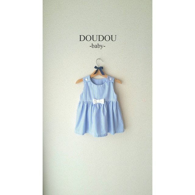 DOUDOU-baby- ワンピースcollection