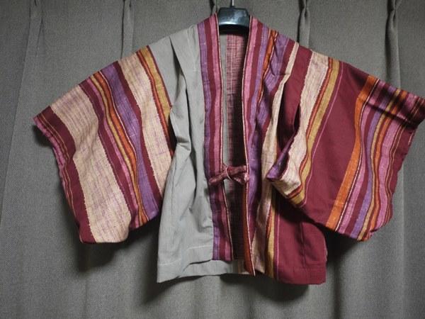 いろいろに使える羽織 110-120センチ用