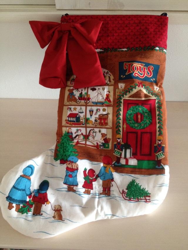 大きなクリスマスオーナメント《おもちゃ屋さん》