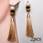 【chmm4089tasl】【2個】antique style long tassel