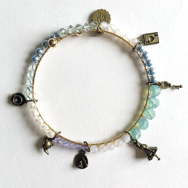 Alice's Adventures in Wonderland Bracelet