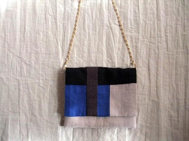 itoiro petit pochette (blue)