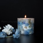 「Blooming」 Botanical candle
