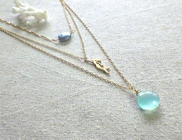 Mermaid Seaside Necklace