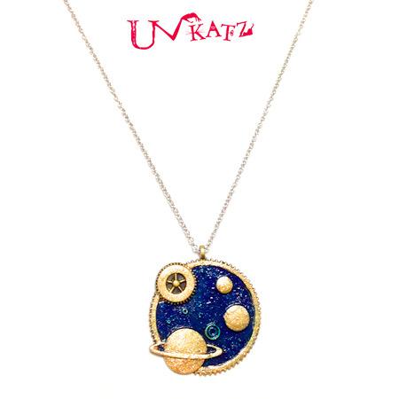 Ukatz/NO.197 宇宙ネックレス
