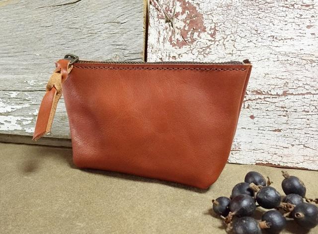 �����������zipper pouch (S������)�����ꥢ��쥶�� ������