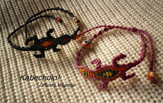 �����˥å��������ˡ�����Kabechoro��mini Bracelet