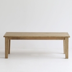 【送料無料】Vintage Living Table W1100