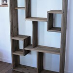 【SALE】Random wood shelf 1375*935*235