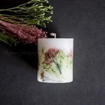 「Sprout」 Botanical Candle  ≪受注制作≫