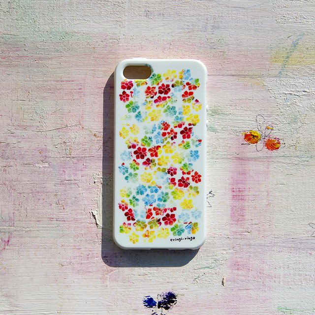 おはなのあいふぉん iPhone case(5/5S)