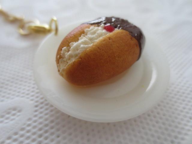 ☆ザ!揚げパンサンド+チョコキーホルダー!☆