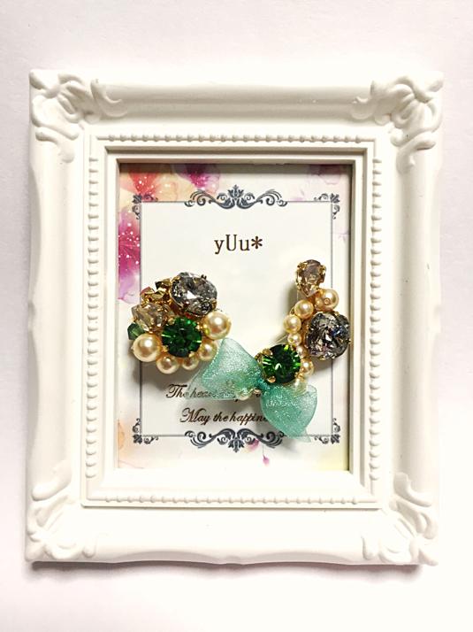 bijou earring��pierce  �ڥ�����