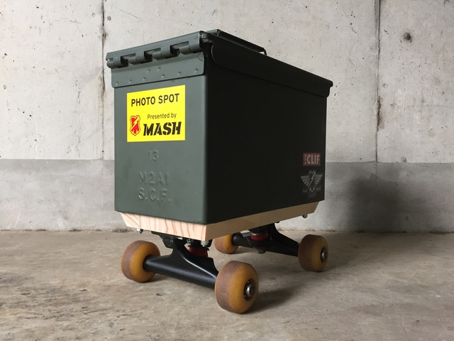 AMMO BOX SK8 - �����ܥå��� ��������