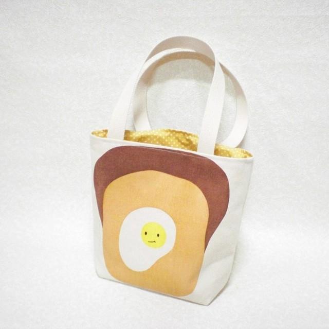 食パン柄バッグ