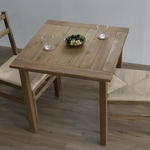 【送料無料】Old Pine Square Dining Table