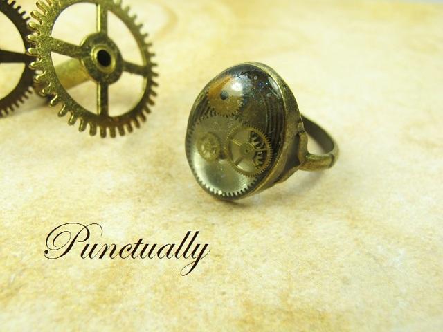遥か昔の時のリング 1 (ptr-022)