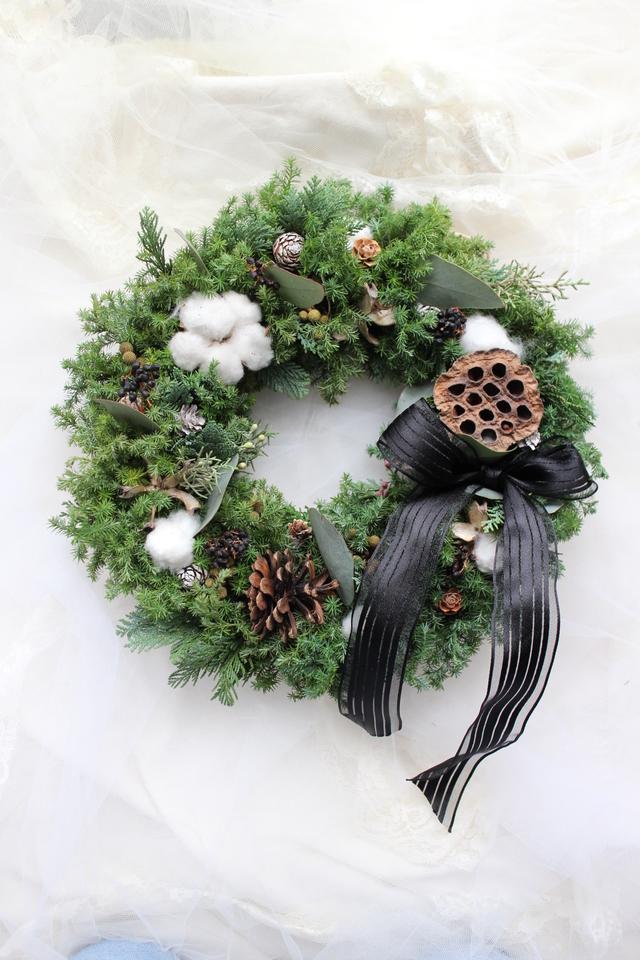 wreath #124