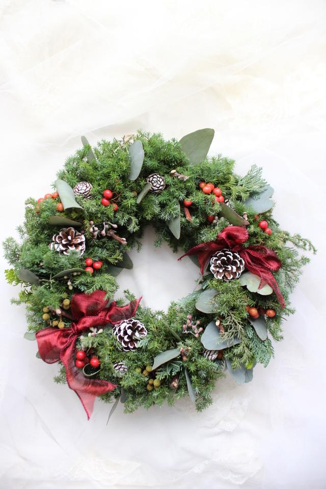 wreath #126