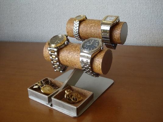 プレゼントに!腕時計 収納!腕時計ケース型収納スタンド