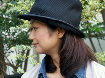 2way HAT(BLACK black)