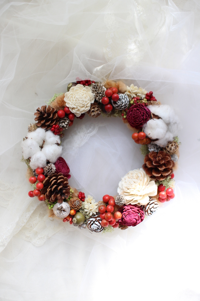 wreath #129