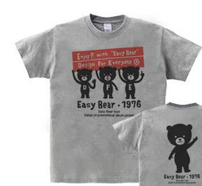 【再販】イージー☆ベア  WS〜WM?S〜XL Tシャツ【受注生産品】