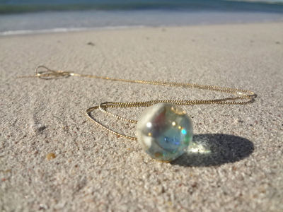 Seascape Necklace ZZ