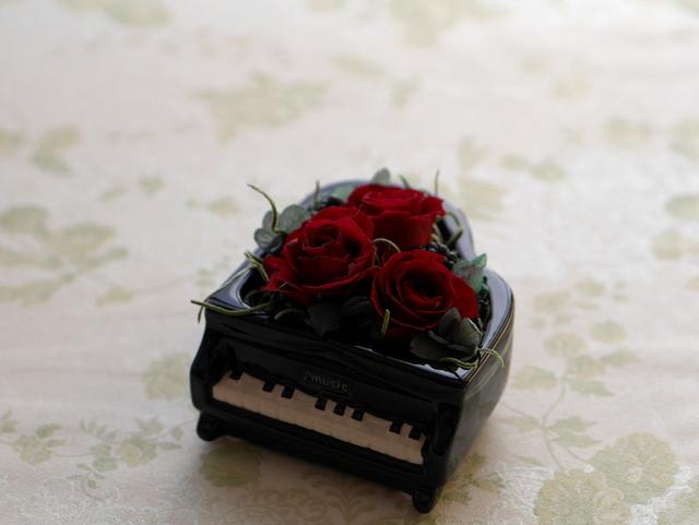 憧れのグランドピアノ