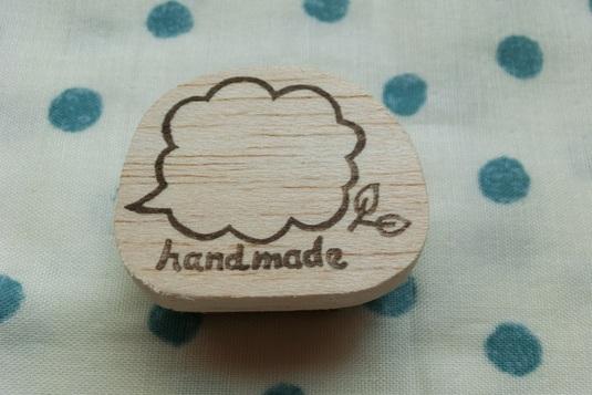 handmadeはっぱ